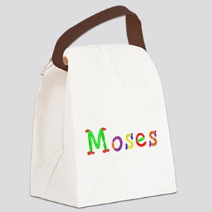 Moses Balloons Canvas Lunch Bag