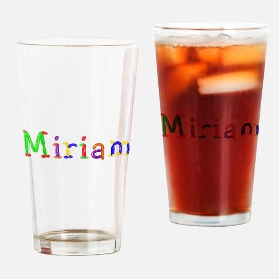 Miriam Balloons Drinking Glass