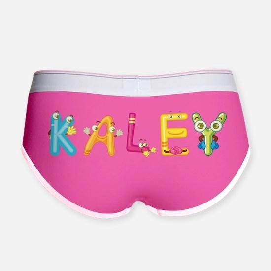 Unique Kaley Women's Boy Brief
