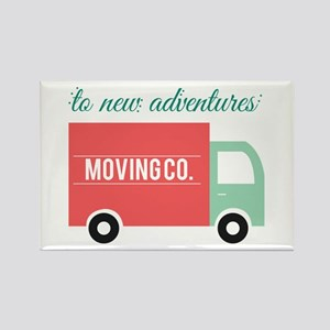 New Adventures Magnets
