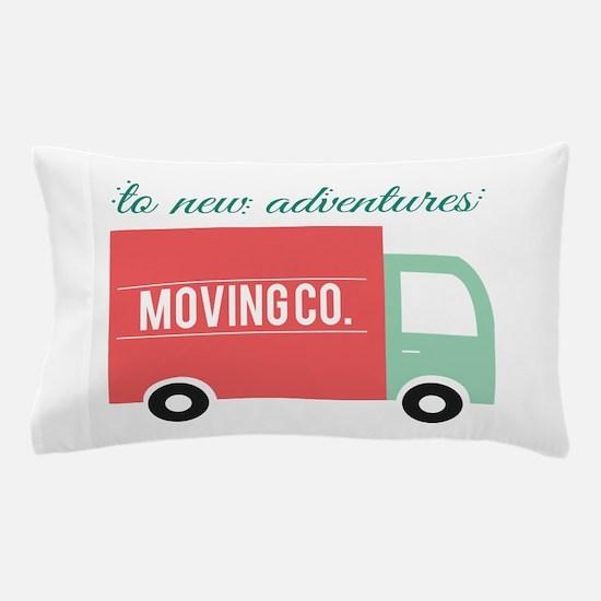 New Adventures Pillow Case