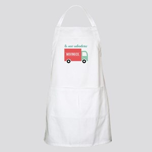 New Adventures Apron