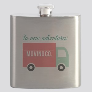 New Adventures Flask