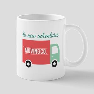 New Adventures Mugs