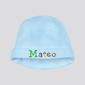 Mateo Balloons baby hat