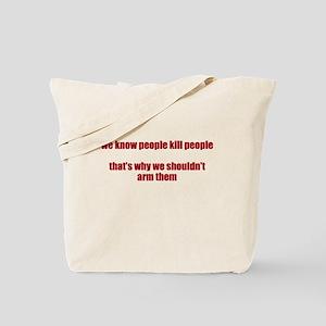 Hashtag Politics Tote Bag
