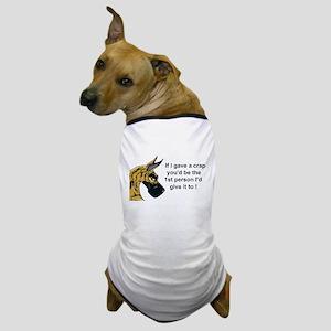 CBrdl Gave A Crp Dog T-Shirt