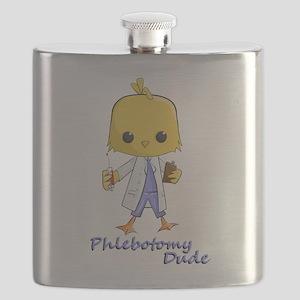Phlebotomy Dude Flask