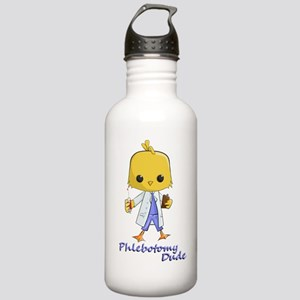 Phlebotomy Dude Water Bottle