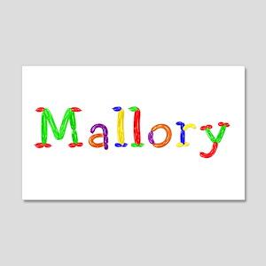 Mallory Balloons 20x12 Wall Peel