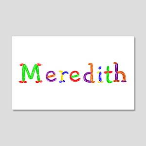 Meredith Balloons 20x12 Wall Peel