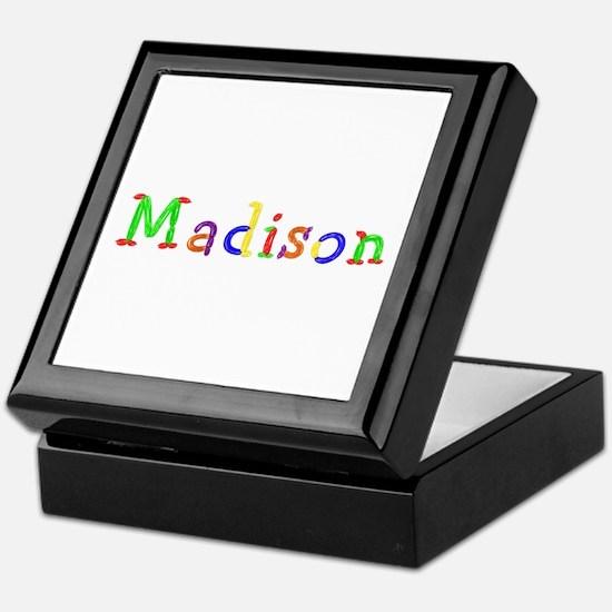 Madison Balloons Keepsake Box