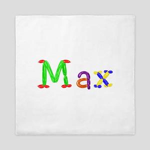 Max Balloons Queen Duvet