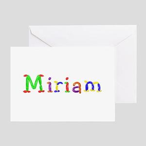 Miriam Balloons Greeting Card