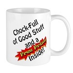 Free Prize Inside 11 oz Ceramic Mug
