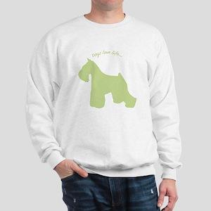 Dogs Love Life! Sweatshirt