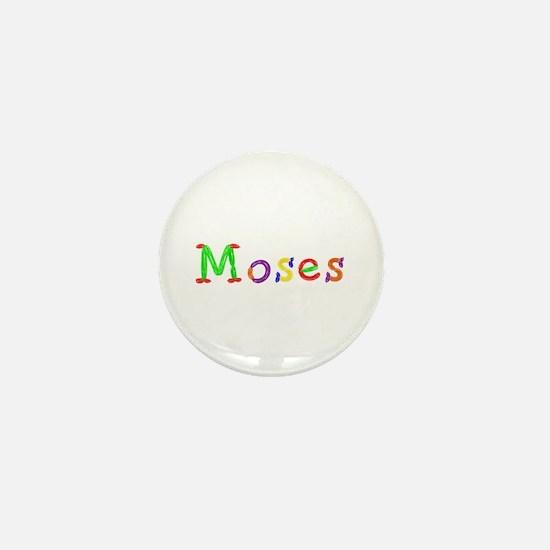 Moses Balloons Mini Button