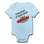 Free Prize Inside Baby Light Bodysuit