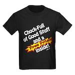 Free Prize Inside Kids Dark T-Shirt