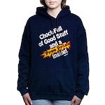 Free Prize Inside Women's Hooded Sweatshirt