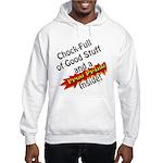 Free Prize Inside Hooded Sweatshirt