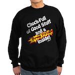 Free Prize Inside Sweatshirt (dark)