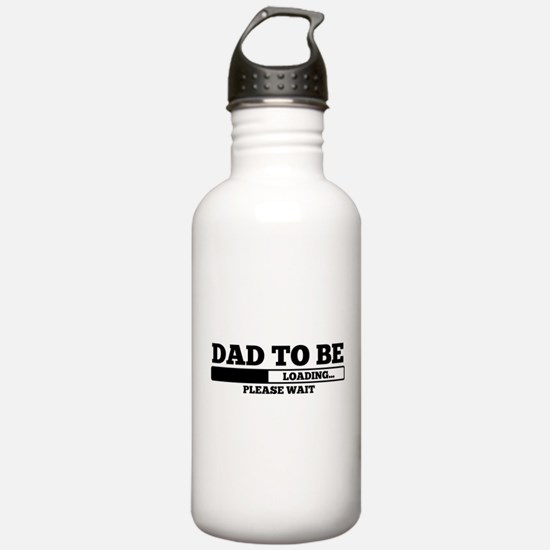 Dad to be Water Bottle