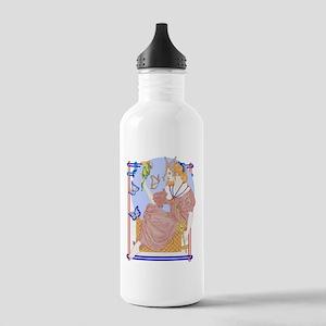 Flutterby Moon Water Bottle