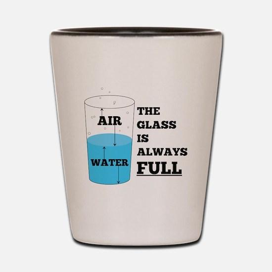 Glass Theory Shot Glass