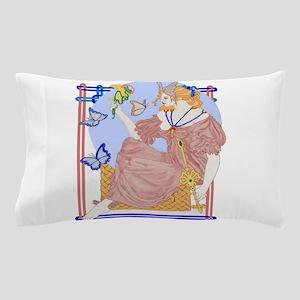 Flutterby Moon Pillow Case