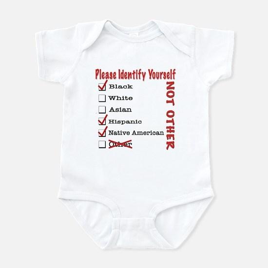 PleaseID-BHNa Infant Bodysuit