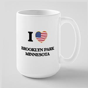 I love Brooklyn Park Minnesota Mugs