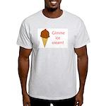 GIMME ICE CREAM Light T-Shirt