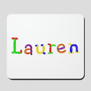 Lauren Balloons Mousepad