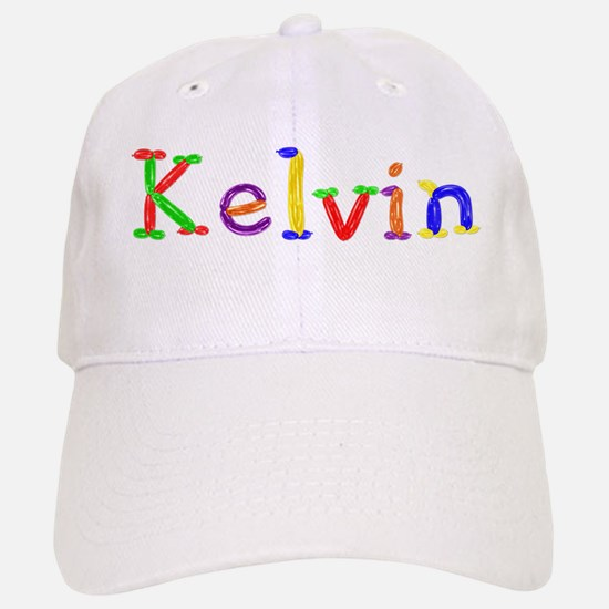 Kelvin Balloons Baseball Baseball Baseball Cap