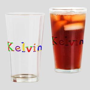 Kelvin Balloons Drinking Glass