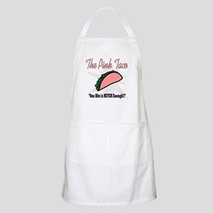 The Pink Taco Apron