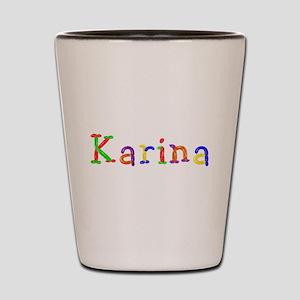 Karina Balloons Shot Glass
