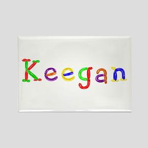 Keegan Balloons Rectangle Magnet