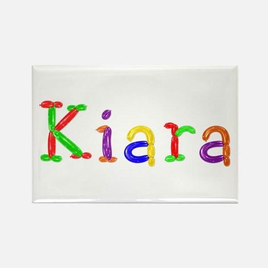 Kiara Balloons Rectangle Magnet