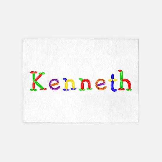 Kenneth Balloons 5'x7' Area Rug