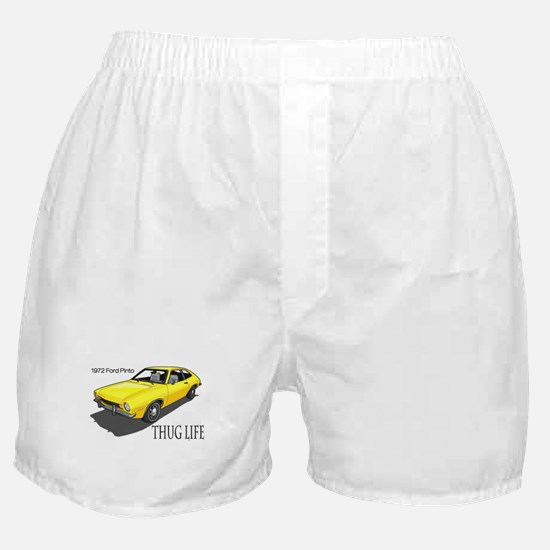 thug life pinto Boxer Shorts