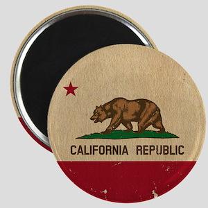 California State Flag VINTAGE Magnet