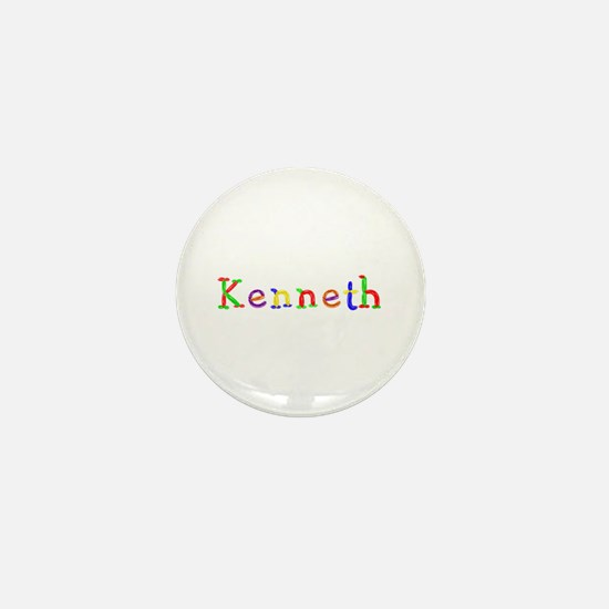 Kenneth Balloons Mini Button