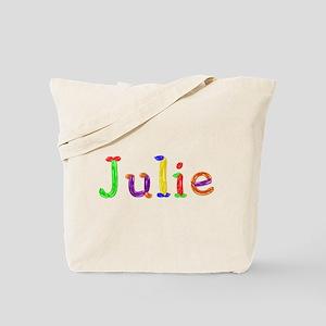 Julie Balloons Tote Bag