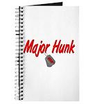 USAF Major Hunk Journal
