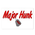 USAF Major Hunk Postcards (Package of 8)