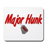 USAF Major Hunk Mousepad