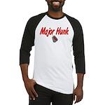 USAF Major Hunk Baseball Jersey