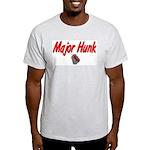 USAF Major Hunk Light T-Shirt